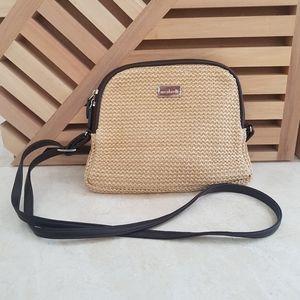 Cabrelli Woven Handbag